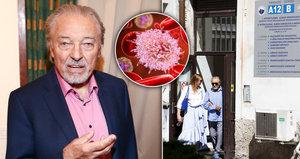Zdrcující zpráva: Karel Gott má leukemii!
