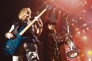 Koncert Aerosmith: Hvězdné manýry i rockový nářez