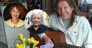Náhle zemřel hudebník Jindra Vobořil (†72), hvězda muzikálů a parťák Neckáře či Černocké