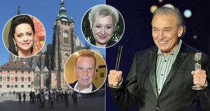 Zádušní mše za Slavíka: O co Ivana požádala Bílou, Urbanovou a Margitu!