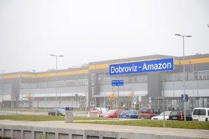 Nákup za miliardy: Korejci u Prahy koupili areál i s americkým Amazonem