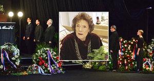 Poslední chvíle Chramostové (†92) před smrtí: Měla jediné přání!