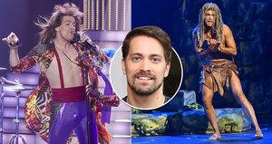 Hvězda Tváře Urban jako Tarzan: Dráždí fanynky v koženém prádle!