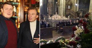 Štaidl 20 dní po smrti Gotta promluvil: Proč jsem nešel Karlovi na pohřeb?