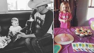 Zdrcená hvězda country: Náhlá smrt dvouleté dcerky!  Příčinu tají