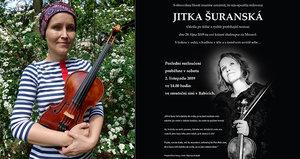 Smrt houslistky Šuranské (†41): Na parte popsali, jak umírala!