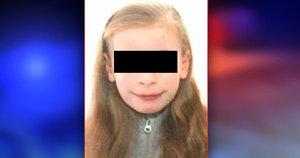 Konec pátrání po Adélce (7): Holčička nastoupila před školou do cizího auta a zmizela, tvrdili svědci
