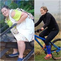 Po smrti otce nevycházela ven a jen jedla. Dnes je k nepoznání, zhubla o sto kilo!