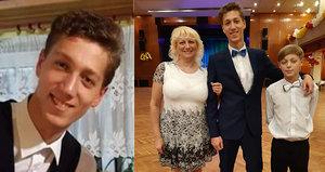 """Jednoho syna jí vzala rakovina, druhý zmizel. """"Dominiku, mám o tebe strach,"""" prosí o pomoc zoufalá maminka"""