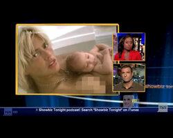 Mrtvá playmate Nicole Smith: Zfetovaná s dítětem ve vaně!