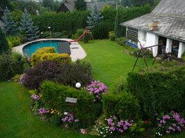 Chcete mít na zahradě soukromí? Postavte si zelený plot!