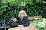 Iva Hüttnerová věnuje své zahradě každou volnou chvíli