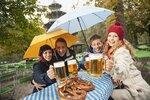 Pivo a preclíky jsou kombinace, bez které se v Německu neobejdete.