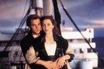 Tato scéna z velkofilmu Titanic proslavila Kate po celém světě.