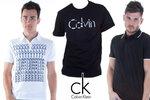 Oblečte si HO! Trička Calvin Klein jsou teď za neodolatelné ceny