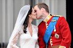 Kate vypadala na svatbě úžasně