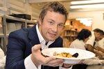 Jamie patří k nejoblíbenějším kuchařům světa.
