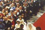 V roce 1981 si lásku a věrnost slavnostně slíbili jeho rodiče