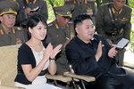 Manželce diktátora Kima dali oficiálně titul první dámy. Kvůli schůzce s Trumpem