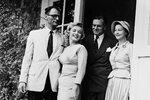 Třetí manžel introvertní Arthur Miller