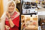 Luba Skořepová by oslavila 95: Dožívala v zanedbaném bytě, na úklid už nestačila