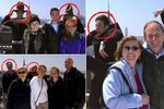 """Když hvězdy """"kazí"""" smrtelníkům fotky: Cameron Diaz řádila za zády turistů!"""