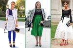 Jarní móda z pařížských ulic: Ženskost, originalita a extravagance!