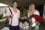 11 let rozdíl: Vztah Lucie Borhyové (37) a Michala Hrdličky(26) je už minulostí.
