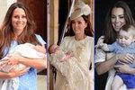 Dojemné fotky: První rok Kate v roli matky! Jak to zvládla?