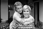 Kateřina Neumannová s dcerou Lucií