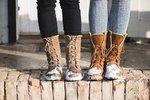 Péče o zimní boty: Jak je zbavit soli a jak je správně usušit?