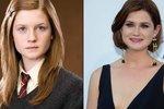 Bonnie Wright alias Ginny Weasley