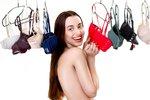 Každá žena by měla mít ve svém šatníku několik druhů podprsenek.