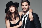 Fotografie pro magazín Glamour sice nepřipomínají Anastasii a Christiana, ale jsou mimořádně sexy.