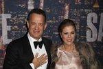 Tom Hanks a Rita Wilson