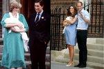 Královský styl! Jak se vévodkyně Kate podobá princezně Dianě?