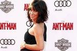 Evangeline Lily odhalila na premiéře filmu Ant-Man těhotenské bříško!