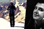 "Jana ""Apačka"" Grygarová tragicky zahynula na Kavkazu."