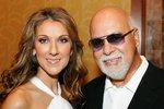 Céline Dion a její zesnulý manžel René Angélil