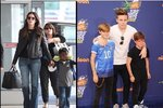 Nejrozmazlenější děti celebrit: Létají v soukromých tryskáčích a mají domečky na hraní za miliony