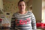 Sarah Turner předtím, než zhubla, vážila přes sto kilogramů