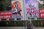 KLDR slaví výročí 70 let od založení vládnoucí strany.