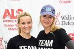 Renée s Reese Witherspoon na benefiční akci.