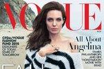 Angelina Jolie kromě titulky Vogue září i ve svém novém filmu U moře, kde hraje hlavní postavu a zároveň ho režírovala.