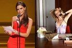 Týden na síti: Eva Herzigová po ránu a usměvavá Victoria