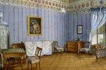 Památkáři obnoví podle obrazu z Říma salon v Miloticích