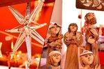 Punč, cukroví a dekorace: Nasajte atmosféru adventu na vánočním veletrhu