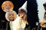 Šok pro Svěráka: Pohádkovou Leontýnku bude hrát 60letá Chantal Poullain?