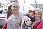 Kristina Kloubková se rozešla se svým partnerem a otcem svého dítěte Karlem Moravcem.