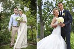 Minulý rok se provdala Vendula Svobodová i Michaela Ochotská.